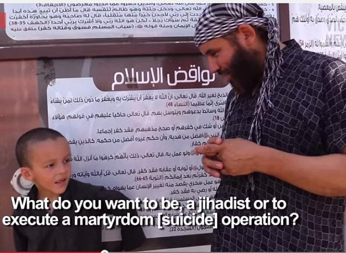 ISIS has long groomed children to take part in jihad. The practice was the subject of the second epi
