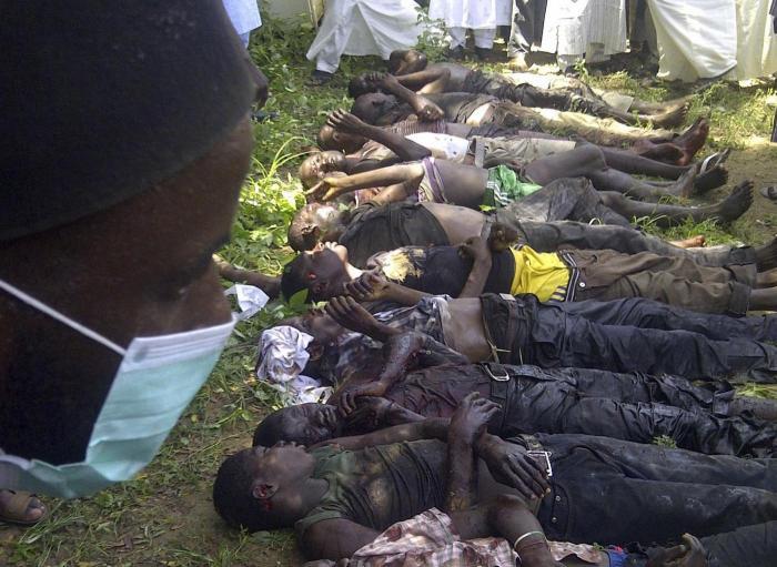 Boko Haram isn