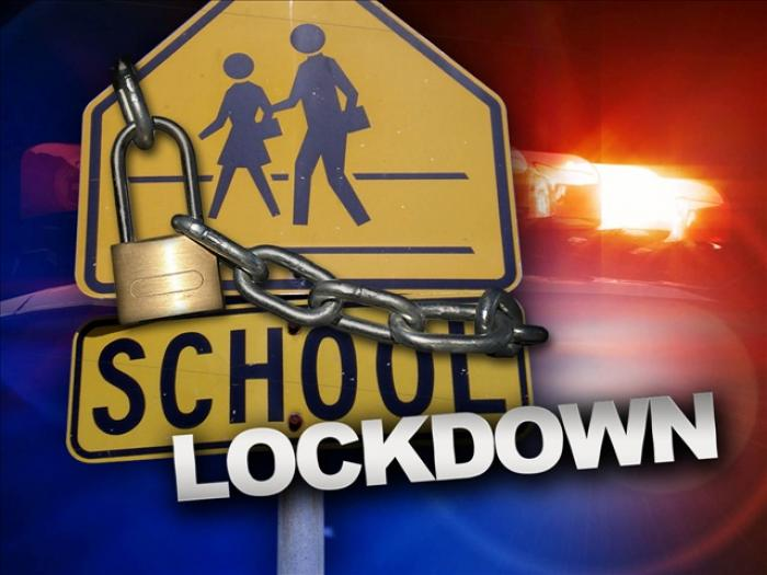 "According to some reports, ""kids were pounding on locked doors, making those inside fearful for thei"