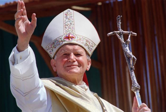 Pope John Paul II was the first Pontiff to visit Philadelphia, back in 1979.