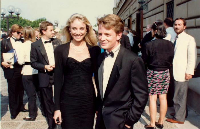 Hollywood 39 s longest and most successful marriages what 39 s for Michael j fox and tracy pollan love story