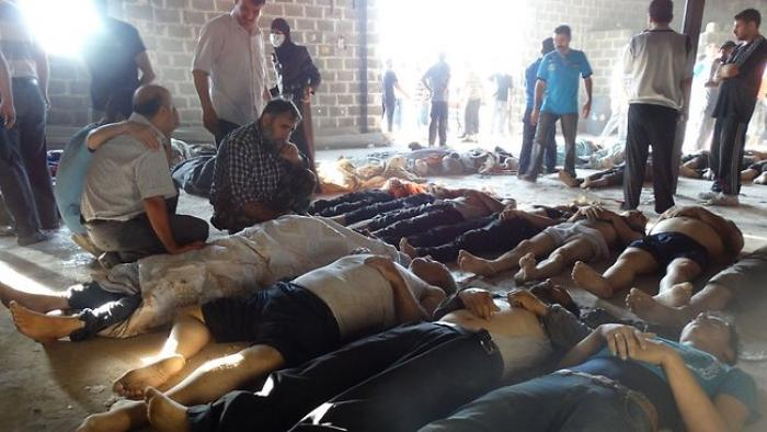 """We have documented the killing of 202,354 people since March 2011,"" Syrian Observatory for Human Ri"