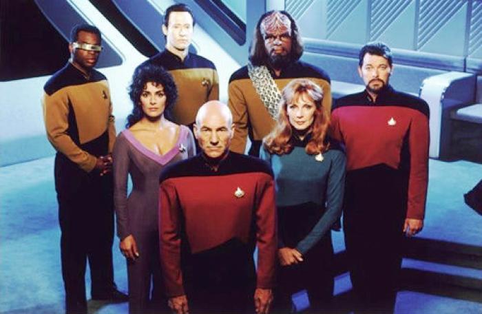 """Star Trek: Generations"" -- no longer available from Netflix."
