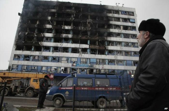 16 people have died, and 21 more were injured during an attack in the capital of Chechnya by Islamic