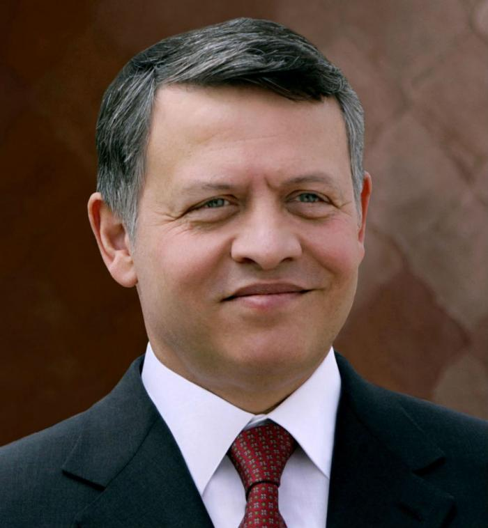 King Abdullah of Jordan is warning that the world is on the brink of another world war, and the Isla