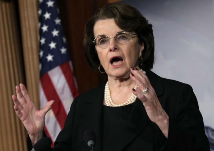 Dianne Feinstein (D. CA), the head of the Senate Intelligence Committee, demands that the report on