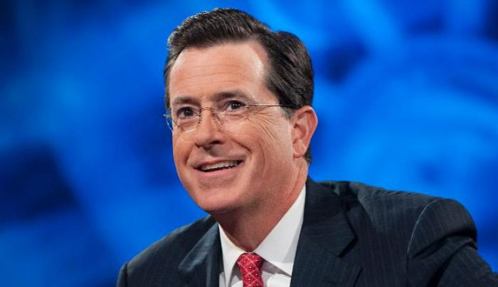 David Letterman will be succeeded by Stephen Colbert of Comedy Central
