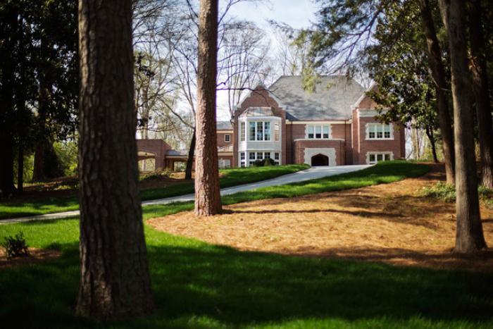 Atlanta Archbishop Wilton Gregory gave up his $2.2 million mansion after area Catholics protested. G