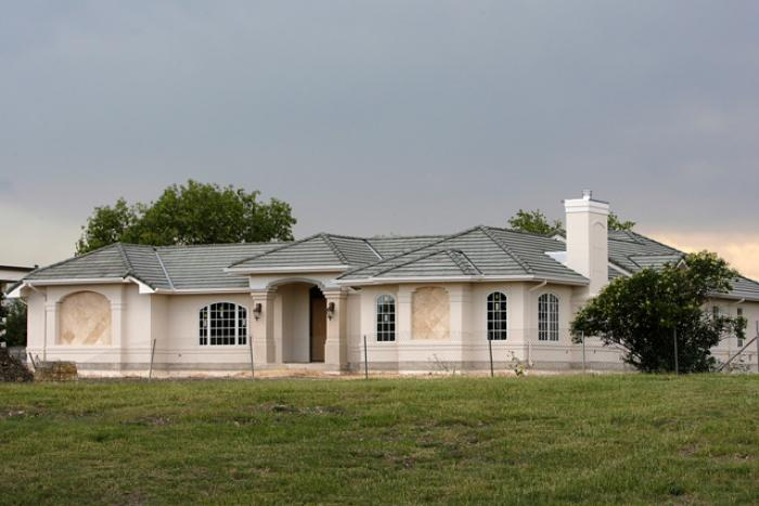 Archbishop Gustavo Garcia-Siller of San Antonio lives in a private 5,000 sq/ft. mansion with its own