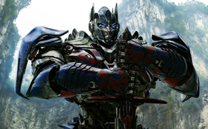 """Transformers 4: Age of Extinction"" showed its strength overseas by becoming China"