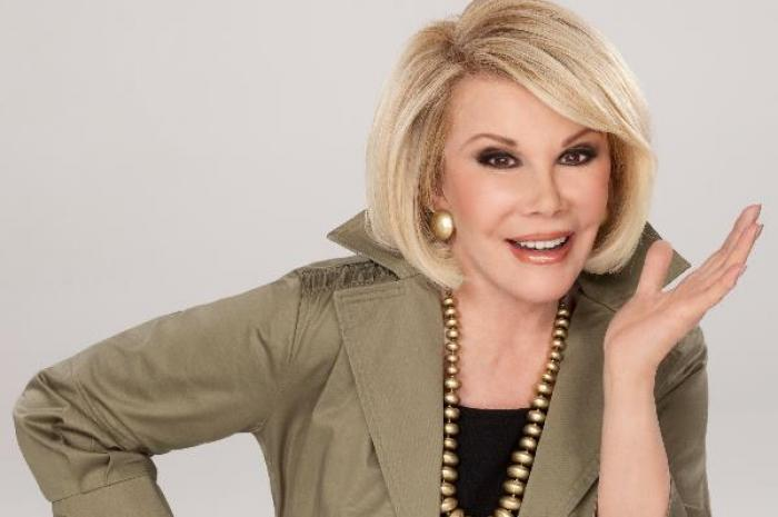 Comedy legend Joan Rivers died at the age of 81 on September 4.