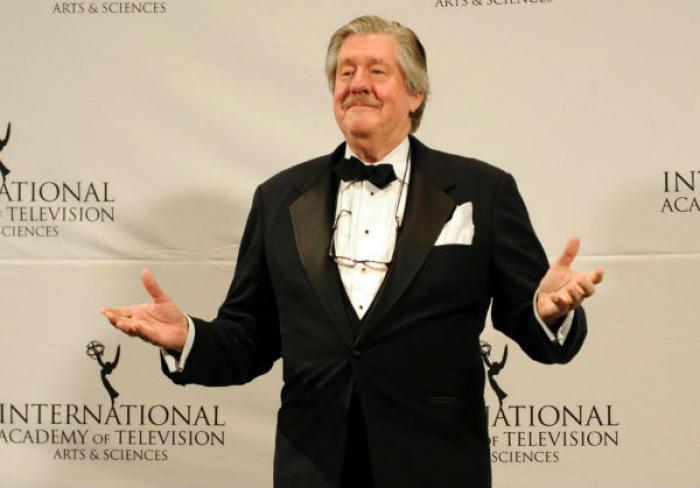 Actor Edward Herrmann died while in intensive care, receiving treatment for three-and-a-half weeks b