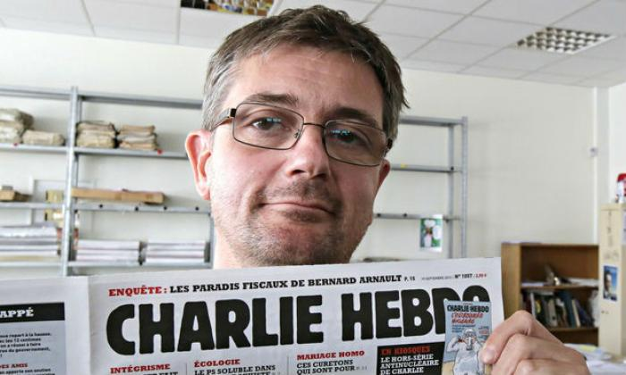 Stephane Charbonnier, the editor of Charlie Hebdo, was one of the 12 killed during the terrorist att