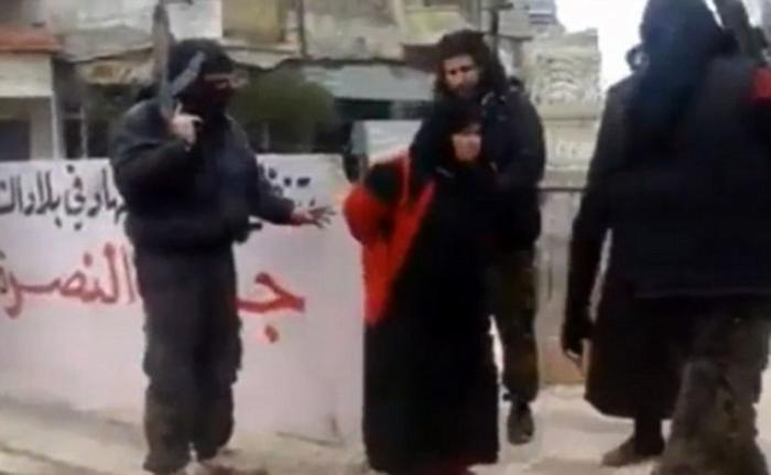 Opinion Isis women beheading