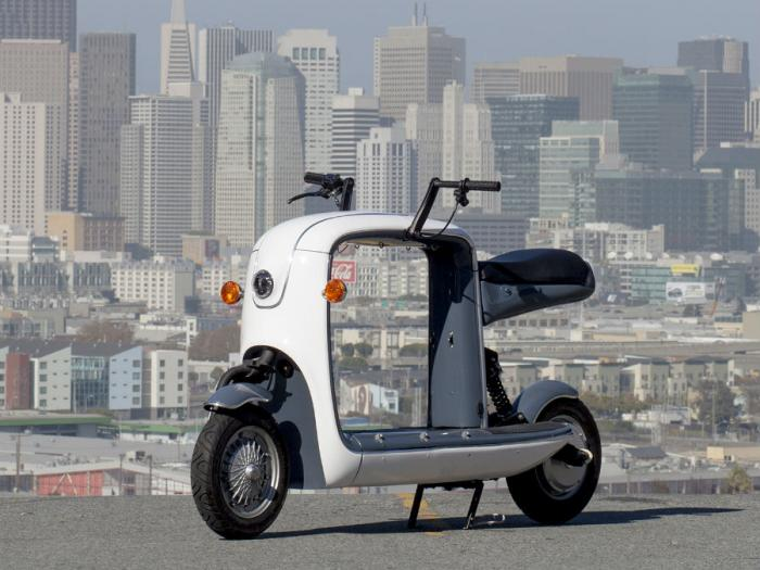 Much of the developing world relies on cheap, inefficient and dangerous scooters, as a main form of