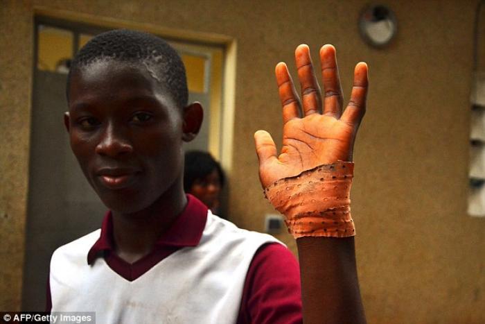 Ivory Coast children murders