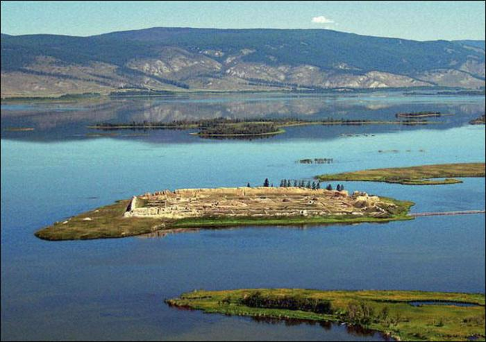 "Ancient ""Floating City"" Found In Siberia? 14226543464558_700"