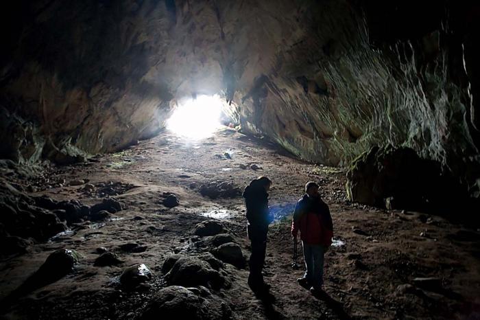 Corycian Cave, Greece