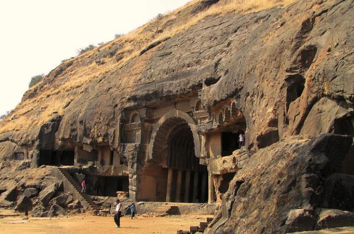 Elephanta Caves, Gharapuri Island, India