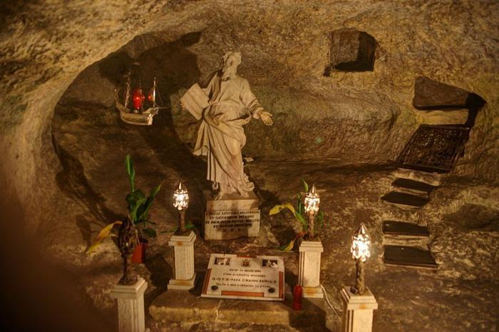 St. Pauls Grotto, Malta