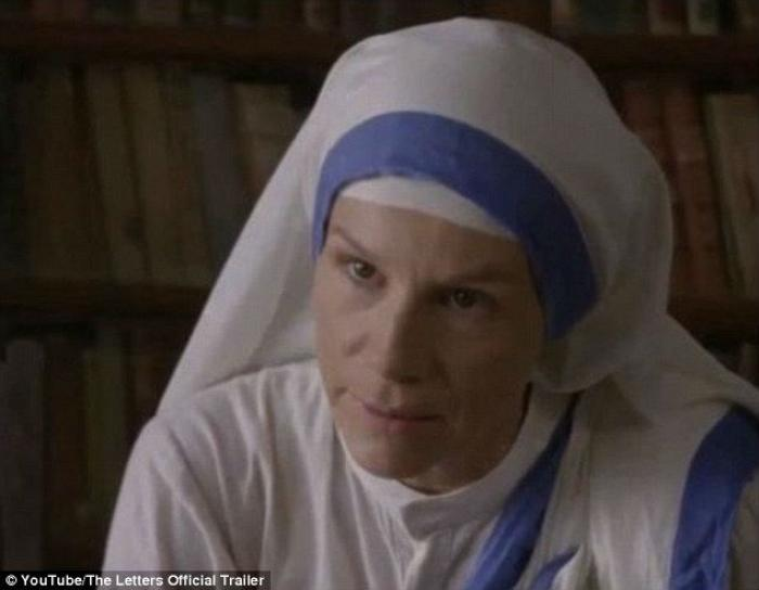 Star of Mother Teresa story 'The Letters' experienced