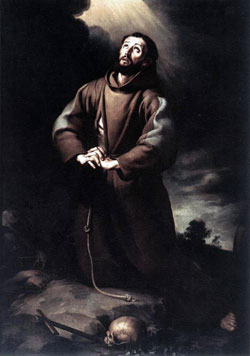 Image of Prayer to St. Francis of Assisi