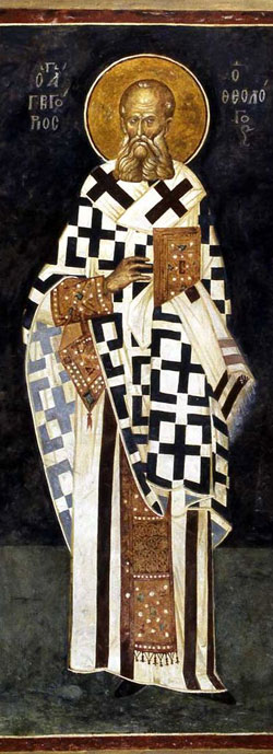 Image of St. Gregory Nazianzus
