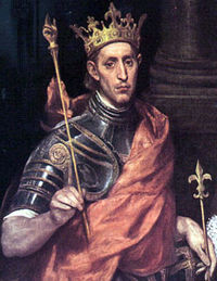 Image of St. Louis IX