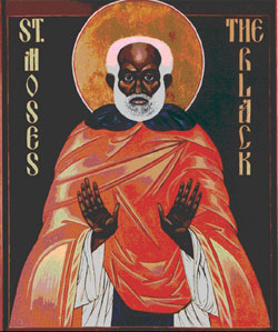 Image of St. Moses the Ethopian