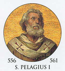 Image of Pelagius I