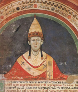 Image of Innocent III