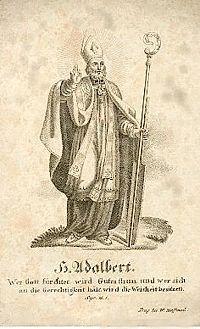 Image of St. Adalbert of Magdeburg