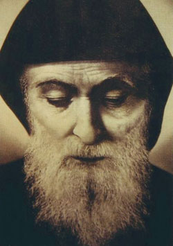 Image of St. Charbel