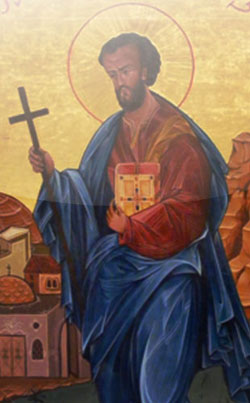 St. Addal: Saint of the Day for Wednesday, August 05, 2015