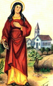Image of St. Adela