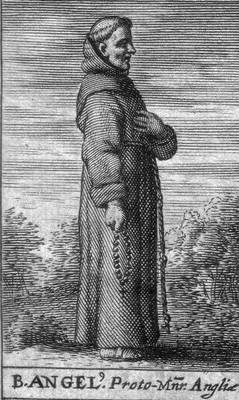 Image of St. Agnellus of Pisa