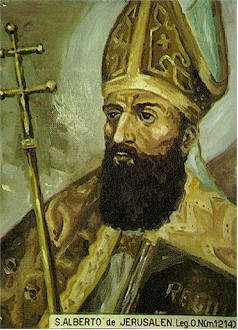 Image of St. Albert of Jerusalem