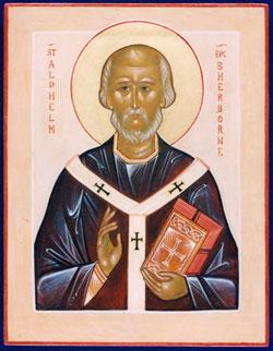 Αποτέλεσμα εικόνας για saint aldhelm