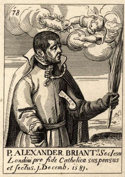 Image of St. Alexander Briant