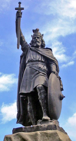 Image of St. Alfred the Great