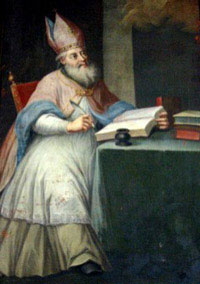 Image of St. Alipius