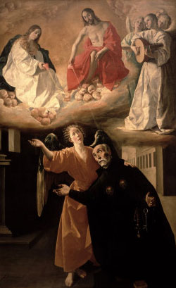 Image of St. Alphonsus Rodriguez