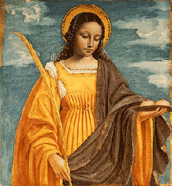 saint agatha buddhist personals Agatha, saint, martyr november ii, 17) and in the ancient martyrologium carthaginiense dating from the fifth or sixth century (ruinart, acta sincera.