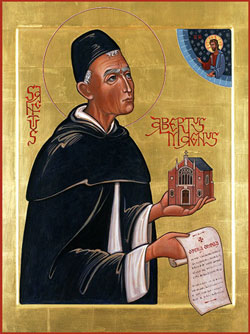 St. Albert the Great: Saint of the Day for Thursday, November 15, 2018