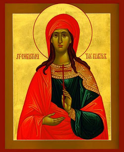 Image of St. Christina