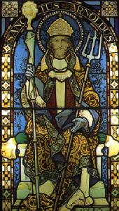 Image of St. Arnulf of Soissons