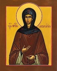 Image of St. Athanasia of Aegina