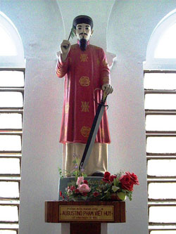 Image of St. Augustine of Huy