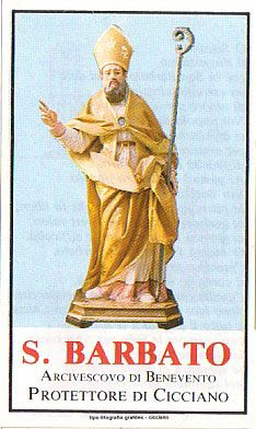 Image of St. Barbatus of Benevento