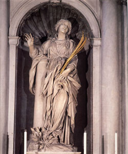 Image of St. Bibiana